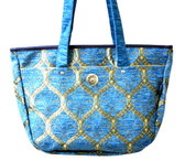 Turkish Velvet Handbag-26