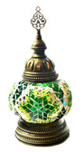 Turkish Glass Mosaic Desktop Lamp-short-4