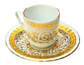 Turkish Porcelain Coffee Cup #10