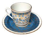 Turkish Porcelain Coffee Cup #11