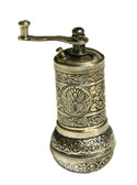 Brass Turkish Pepper Grinder-#4