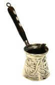 Polished Copper Turkish Coffee Pot #2