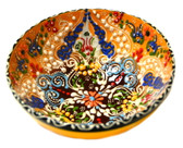 Turkish Ceramics~Medium Bowl~yellow