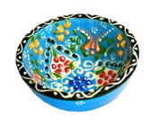 Turkish Ceramics~Small Bowl~blue