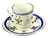 Turkish Porcelain Coffee Cup #15