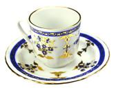 Turkish Porcelain Coffee Cup #15