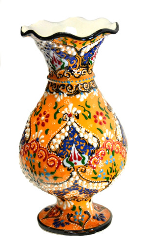 Nazar Turkish Importsceramic Vase