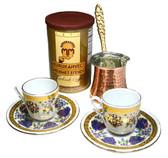 Turkish Coffee Cup Set #4