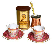 Turkish Coffee Cup Set #7