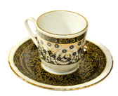 Turkish Porcelain Coffee Cup #17