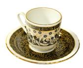 Turkish Porcelain Coffee Cup #17