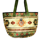Turkish Velvet Handbag-2