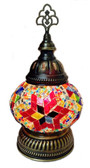 Glass Mosaic Desktop Lamp-short-1