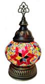 Glass Mosaic Desktop Lamp-short-1