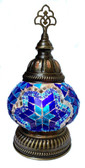 Glass Mosaic Desktop Lamp-short-2