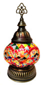 Glass Mosaic Desktop Lamp-short-4