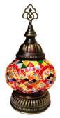 Glass Mosaic Desktop Lamp-short-4