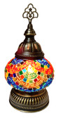 Glass Mosaic Desktop Lamp-short-6