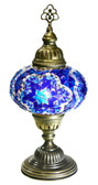 Glass Mosaic Lamp #3