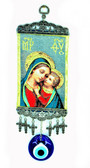 Evil Eye Wall Decor-Mary and baby Jesus-10