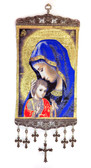 Wall Hanging-Large-Mary and baby Jesus-6
