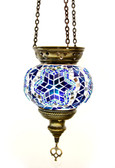 Turkish Glass Mosaic Lantern-medium-1