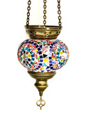 Turkish Glass Mosaic Lantern-medium-5
