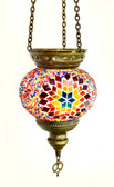 Turkish Glass Mosaic Lantern-medium-8