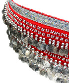 Belly Dance Hip Scarf-8