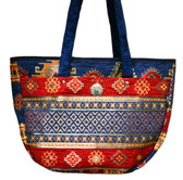 Turkish Velvet Handbag-15