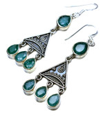 Sterling Silver Earrings-4