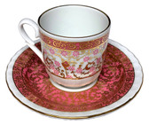 Turkish Porcelain Coffee Cup #2