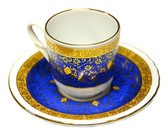 Turkish Porcelain Coffee Cup #3