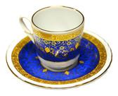 Turkish Porcelain Coffee Cup #3