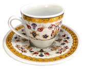 Turkish Porcelain Coffee Cup #7