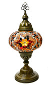 Glass Mosaic Lamp #9