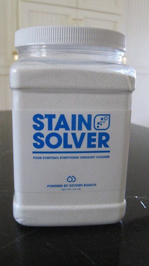 Stain Solver Oxygen Bleach 4 5 Pounds Stain Solver