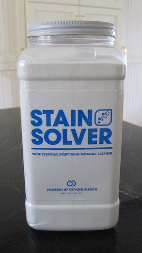 Stain Solver Oxygen Bleach (9.2 pounds) - Stain Solver