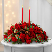 Centerpiece FTD Holiday Classics Centerpiece