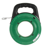 "52041709, Greenlee, 1/8"" x 65' STEEL FISHTAPE"