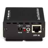 Compact CAT5 Audio/Video Receiver
