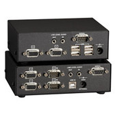 ServSwitch Brand USB Micro Extender Kit, Dual-VGA with Serial and Audio