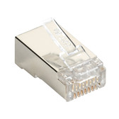 CAT5e Value Line Modular Plug, Shielded, 100-Pak