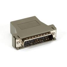MicroSwitch Printer Adapter (DB25 M RJ-45)