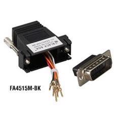 DB15 Modular Adapter Kits (Unassembled)