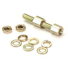 Screw Locks, Female, 10-Pack