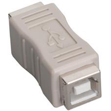 USB Gender Changer, Type B/Type B, Female/Female