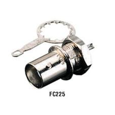 Bulkhead Solder Coax Connector