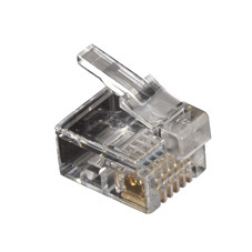 MMJ Modular Connector, 100-Pack