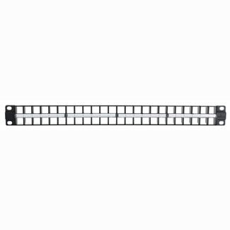 49255 D48 Leviton Quickport High Density 1ru Patch Panel